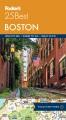 Fodor's Boston's 25 best.