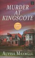 Murder at Kingscote [large print]