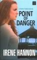Point of danger [large print]