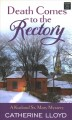 Death comes to the rectory [text (large print)]