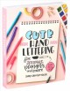 Cute hand lettering : for journals, planners and more