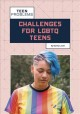 Challenges for LGBTQ teens