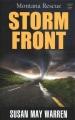 Storm front [text (large print)]
