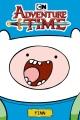 Adventure time. Finn