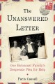 The Unanswered letter : one Holocaust family's desperate plea for help