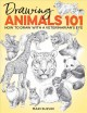 Drawing animals 101 : how to draw animals with a veterinarian
