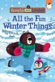 All the fun winter things