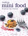 Making mini food : 30 polymer clay miniatures