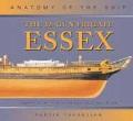 The 32-gun frigate Essex