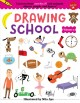 Drawing School--Volume 4 : Learn to Draw More Than 50 Cool Animals, Objects, People, and Figures!.