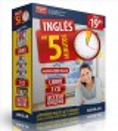Inglés en 5 minutos : ¡aprende inglés a tu ritmo! : ¡cada lección sólo toma 5 minutos!.