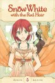 Snow White with the red hair. 5
