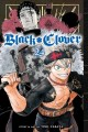 Black clover. 24, The beginning of hope and despair
