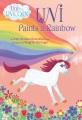 Uni paints a rainbow