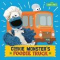 Cookie Monster's foodie truck
