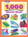 1,000 Spanish words.