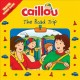 Caillou : the road trip