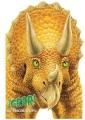 Grrr! El triceratops
