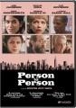Person to person.