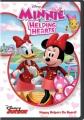 Minnie helping hearts : Happy Helpers on board.