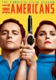 The Americans. The complete fifth season