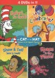The Cat in The Hat Knows A Lot About That!: 4 In 1