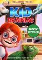 Kid Brainiac. Rockin' reptiles