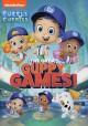 Bubble Guppies : The great guppy games!