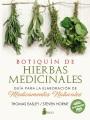 Botiquín de hierbas medicinales : guía para la elaboración de medicamentos naturales