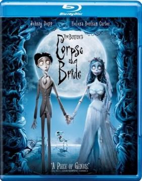 Tim Burton's Corpse bride cover image
