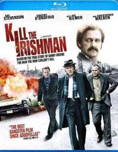 Kill the Irishman cover image