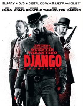 Django unchained [Blu-ray + DVD combo] cover image