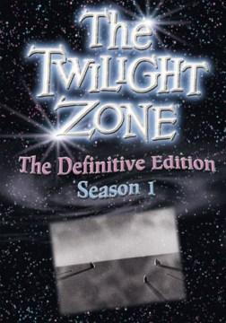 The twilight zone. Season 1 cover image