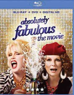 Absolutely fabulous [Blu-ray + DVD combo] the movie cover image