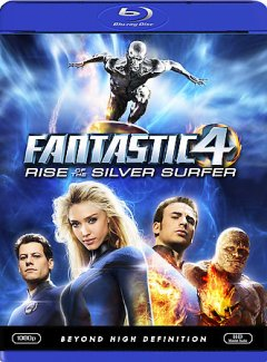 Fantastic 4. Rise of the Silver Surfer cover image