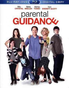 Parental guidance [Blu-ray + DVD combo] cover image