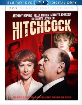Hitchcock [Blu-ray + DVD combo] cover image