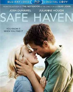 Safe haven [Blu-ray + DVD combo] cover image