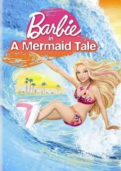 Barbie in a mermaid tale cover image