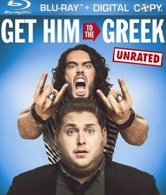 Get him to the Greek cover image