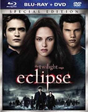 The twilight saga. Eclipse [Blu-ray + DVD combo] cover image