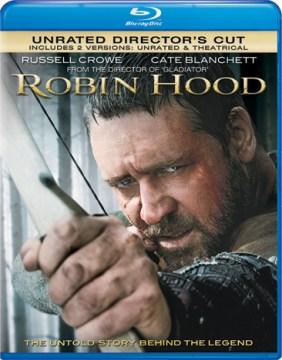 Robin Hood [Blu-ray + DVD combo] cover image