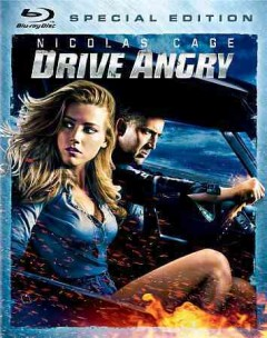 Drive angry cover image