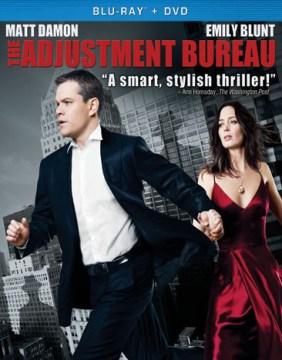 The adjustment bureau [Blu-ray + DVD combo] cover image