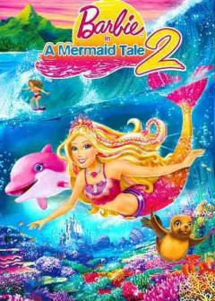 Barbie in a mermaid tale 2 cover image