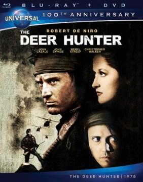 The deer hunter [Blu-ray + DVD combo] cover image