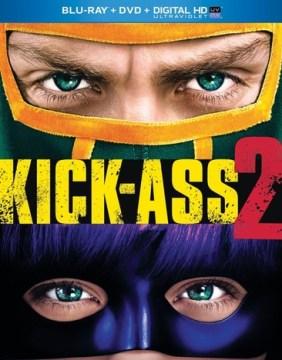 Kick-Ass. 2 [Blu-ray + DVD combo] cover image