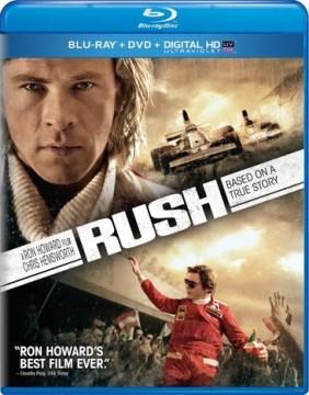Rush [Blu-ray + DVD combo] cover image