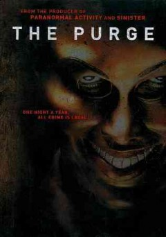 The purge cover image