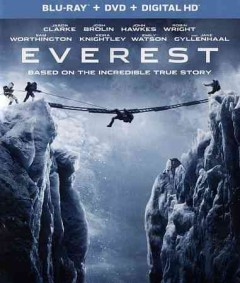 Everest [Blu-ray + DVD combo] cover image